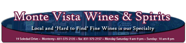 Monte Vista Wines & Spirits