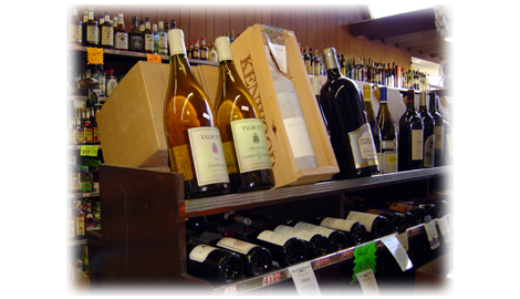 Wine Shop | Monte Vista Wines & Spirits | Monterey, CA | 8313752135